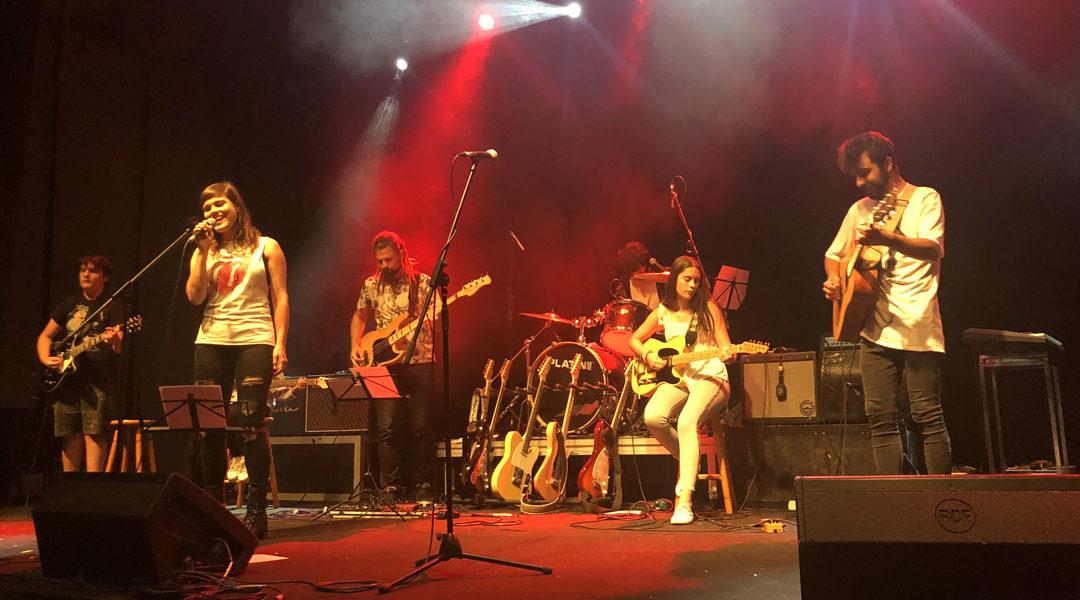 La Academia Musiquea y la Academia de música Escenario Santander despiden el curso