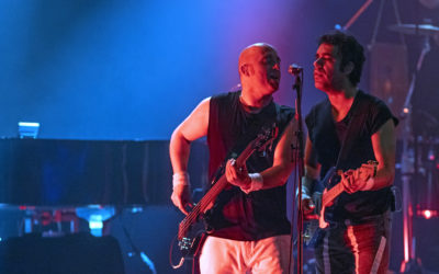 bROTHERS iN bAND presentan Alchemy dIRE sTRAITS Re-Live