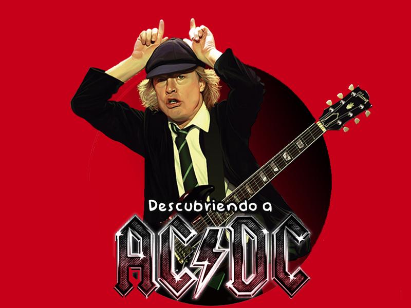 Rock en familia descrubiendo AC/DC