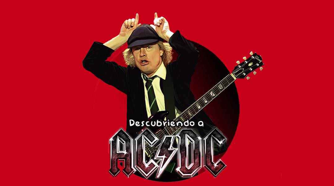 Rock en familia, descubriendo AC/DC