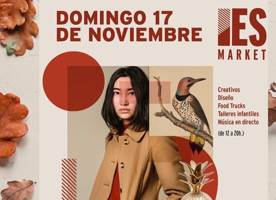 El domingo 17 de noviembre llega la tercera edición de ES Market a Escenario Santander