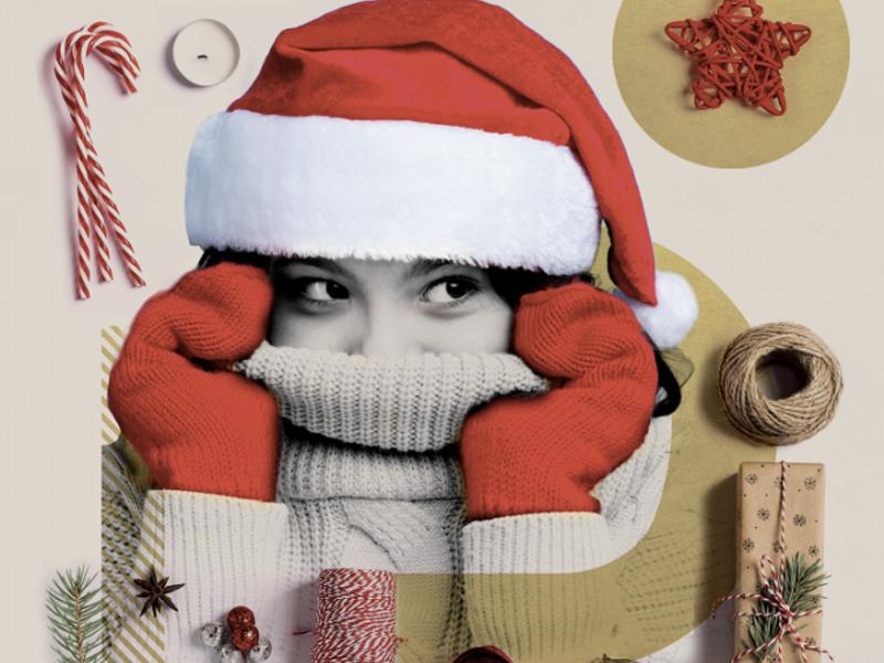 Escenario Market Navidad