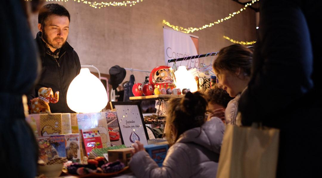 Escenario Market se viste de Navidad con los regalos más originales y creativos