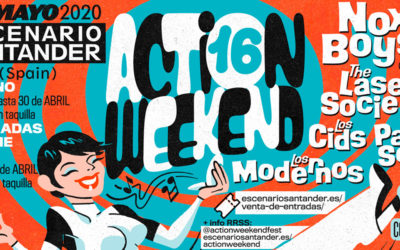 Action Weekend anuncia sus primeros artistas