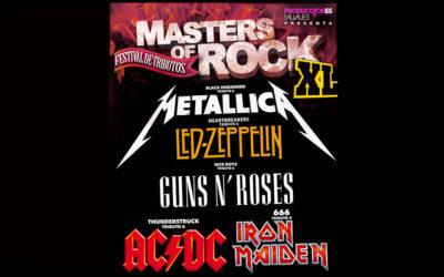 Masters of Rock, la cita ineludible con la historia del rock, llega a Escenario Santander