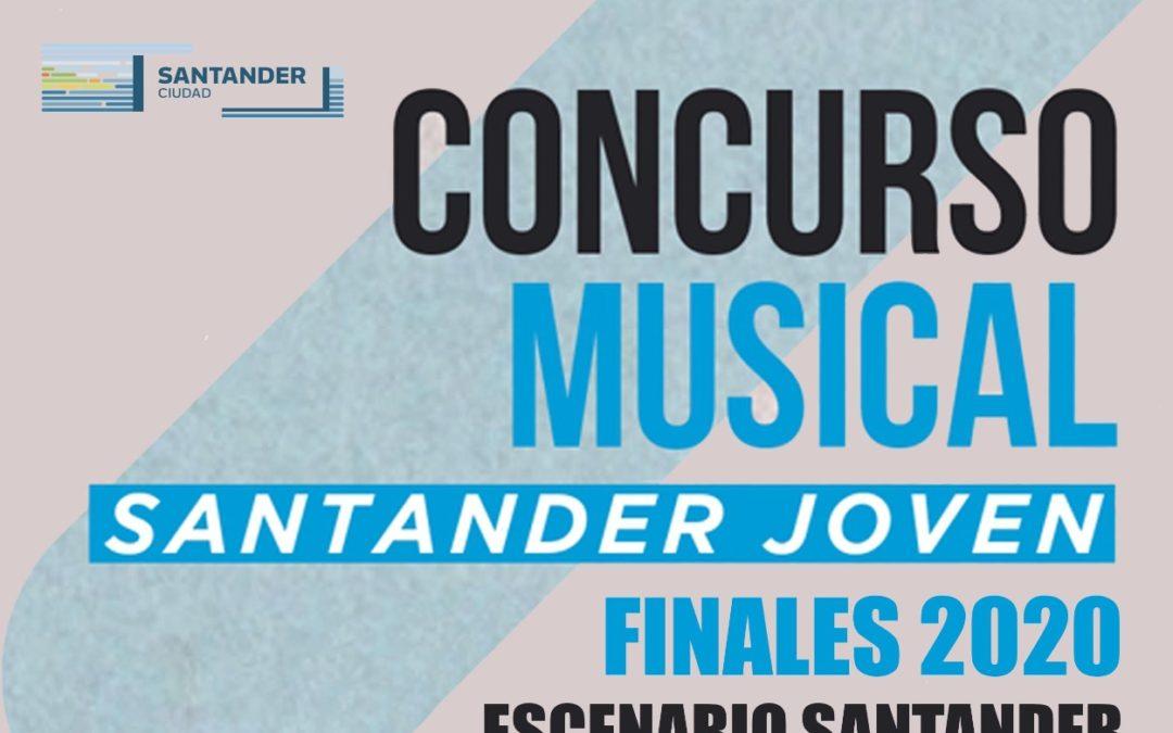 Final del Concurso Música Joven en Escenario Santander