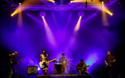 La EScena presenta a: Chebú y Flaca and The Beat